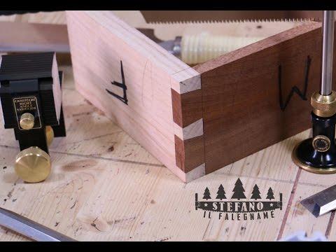 Tecnica dell'Impiallacciatura, conosciamola insieme    lavorazione del legno from YouTube · Duration:  22 minutes 22 seconds