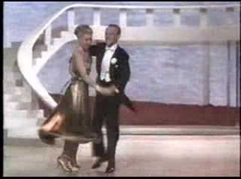 Astaire and Rogers - The Barkleys of Broadway