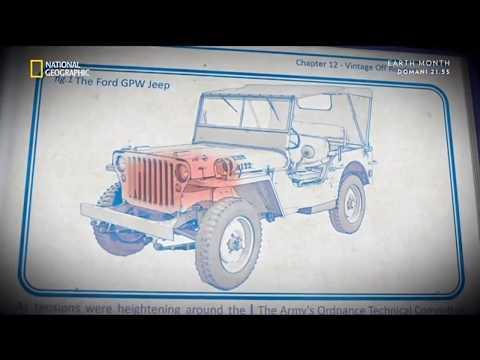 I maghi del garage - Operazione Jeep