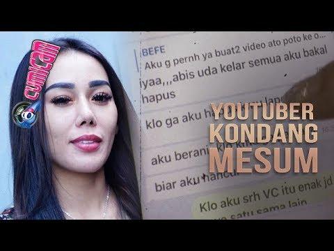 Punya Bukti Chat , Bebby Fey Belum Laporkan Sang Youtuber Kondang - Cumicam 11 September 2019