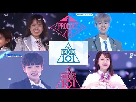 Produce X 101 PICK ME ALL PICK ME Produce 48 Produce 101 Pick Me 모든 쇼 시즌