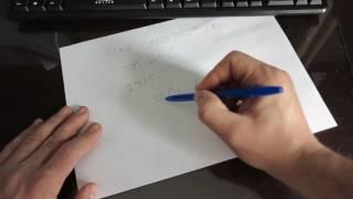 Простой расчет вентиляции с рекуператором.(, 2017-03-27T19:09:05.000Z)