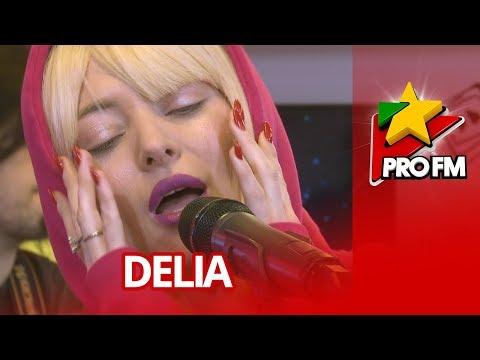 Delia - Fata lu' tata | ProFM LIVE Session