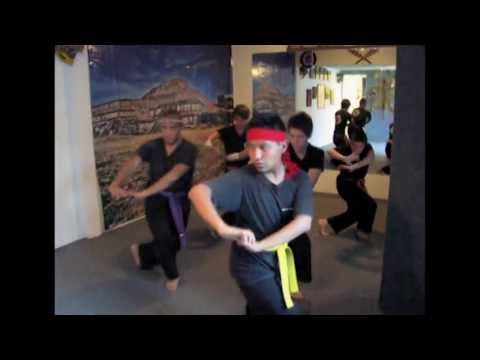 Xilam, arte marcial mexicano.