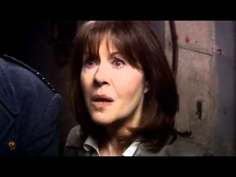 "Sarah Jane and Davros in ""Journey"