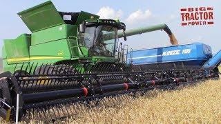 Best 2018 Harvest Memory: John Deere S790 Combine