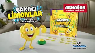 Video Şakacı Limonlar Armağan'da! download MP3, 3GP, MP4, WEBM, AVI, FLV November 2017