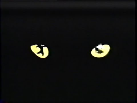 Andrew Lloyd Webber's Cats (1998) Trailer (VHS Capture)
