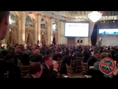 US Uncut crashes Bank of America Conference