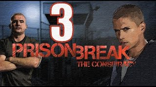 Prison Break: The Conspiracy Walkthrough Hd - Ready For A Riot - Part 3  Chapter