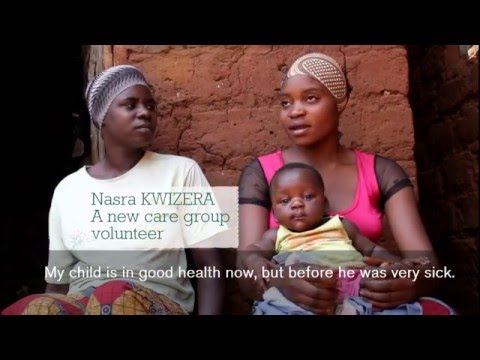 Burundi: Health Care Programme with Care Groups (English)