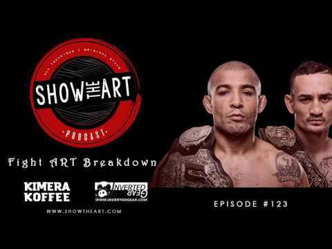 #123 - UFC 212 Aldo x Holloway Breakdown | Women's MMA Discussion