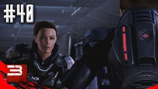 I should go - Mass Effect 3 (#40) Citadel DLC - Let's Play and Discussion