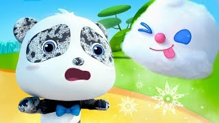 Magical Cloud | Magical Chinese Characters | Kids Cartoon | Baby Cartoon | Funny Baby Video |BabyBus