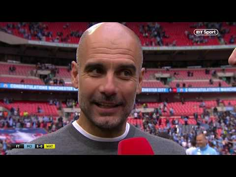 Pep Guardiola insists Manchester City can do better after 6-0 FA Cup win