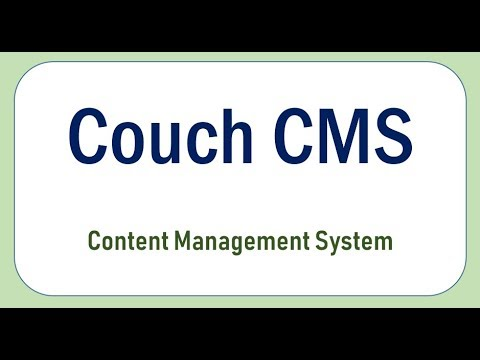 How to install #couch cms centos 7