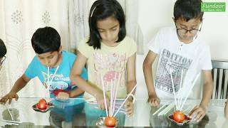 One minute game for kids and kitty party   Task Game   Again playing with tomato