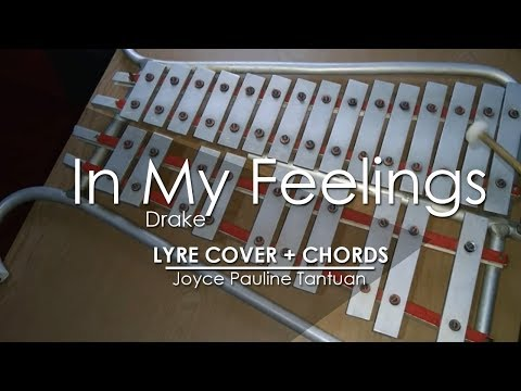 "In My Feelings ""Keke Do you love me"" - Drake - Lyre Cover"
