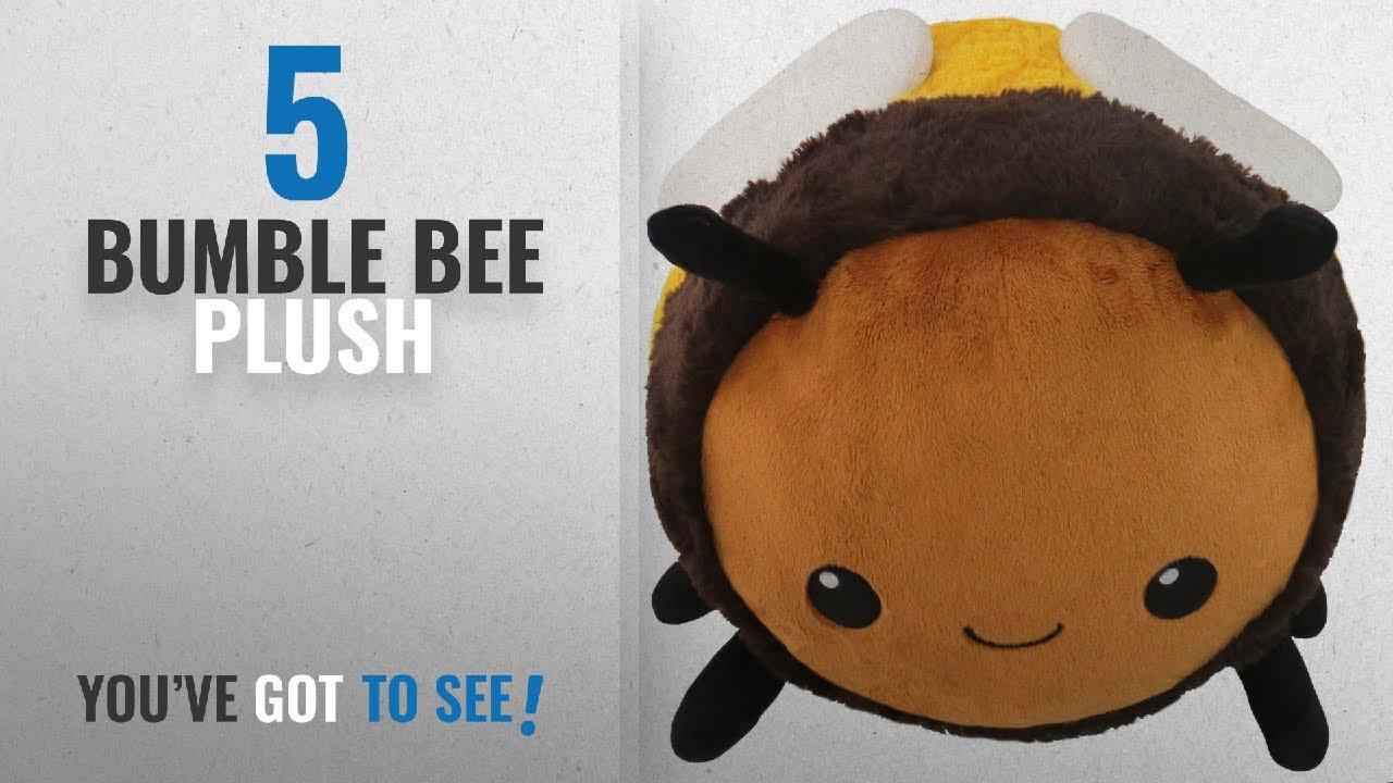 Top 10 Bumble Bee Plush 2018 Fuzzy Bumblebee 15 Youtube