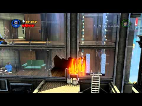 Yoky Plays - Lego Marvel Super Heroes - Doctor Octopus Blows Up the City - Episode 4
