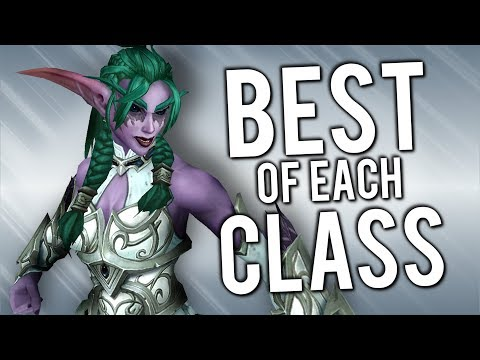 BEST SPECS Of Every CLASS In 8.1.5 - WoW: Battle For Azeroth 8.1