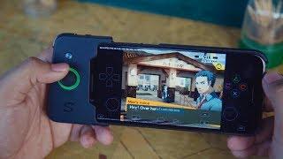 Xiaomi Black Shark! MAIN EMULATOR PS2? - TAG VLOG Review Yang Faedahnya Minimalis