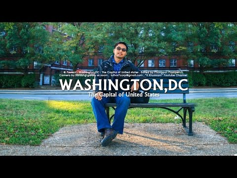 Washington DC : The Capital Of United States