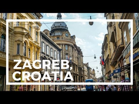 3 Days in Zagreb, Croatia  | DON'T SKIP THIS CITY!