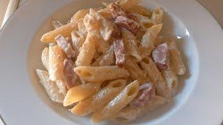 Creamy Tuna Pasta Recipe (Italian Recipe)