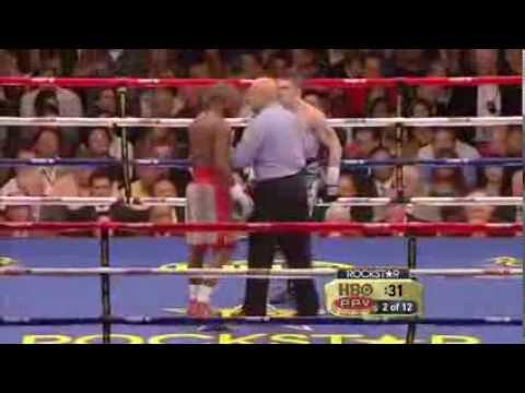 Video trận đấu quyền anh Floyd Mayweather và Canelo Alvarez