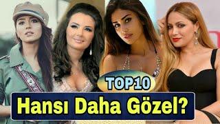 Azerbaycanin En Gozel 10 Taninmis Qadini Birinci Kim Youtube