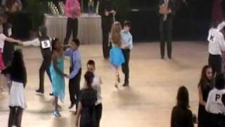 Ballroom Dancing Kids Swing JPPSS Dance Challenge Competition 1st Place Winners