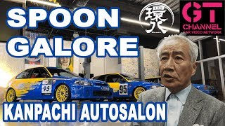 video thumbnail of Spoon Sports - Kanpachi Auto & Art Salon January 2018