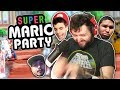 THESE CONTROLS ARE... ( ͡° ͜ʖ ͡°) | Super Mario Party Online w/ The Derp Crew