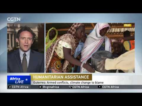 Aid agencies say South Sudan government forces denying them access