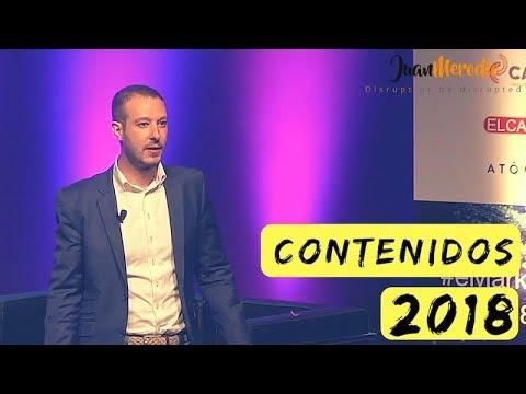 MARKETING de CONTENIDOS para 2018 | Conferencia (Uruguay)