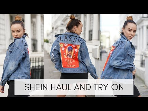 HAUL AND TRY ON, SHEIN FIRST IMPRESSIONS| LAUREN ANN GORE