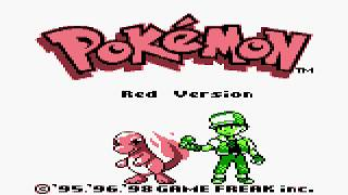Longplay - Pokemon Red