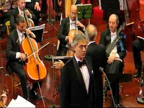Andrea Bocelli - La Serenata