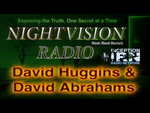 Huggins & Abrahams  Love & Saucers  NightVision Radio