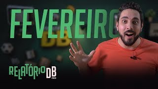 RELATÓRIO DB - FEVEREIRO 2020