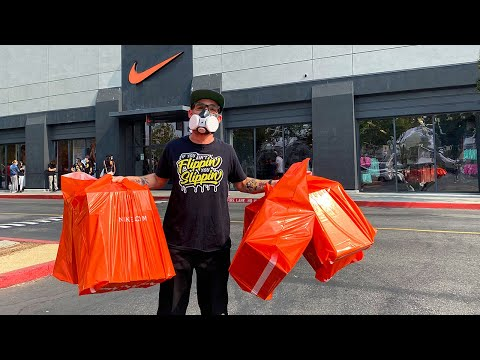 Retail Arbitrage Nike Factory Store 🤑  THIS CAN MAKE YOU RICH