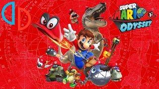 Super Mario Odyssey - YUZU TEST 5