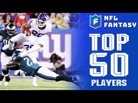 Top 50 Players To Target In NFL Fantasy In 2020
