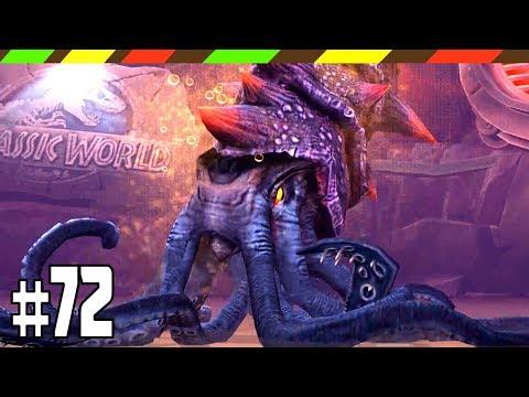 KRAKEN 18 VS GILLICUS - Jurassic World The Games | Khủng Long Bạo Chúa Chiến Đấu 72 | DCTE VN