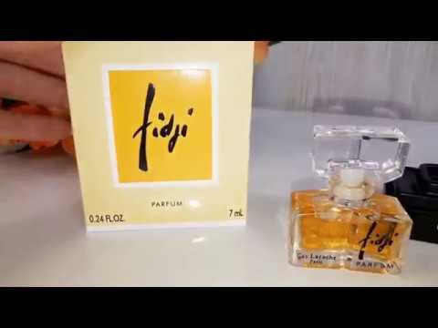 Кто любит аромат Фиджи Смотрите обзор хита ретро парфюма для вас  Приятного просмотра!