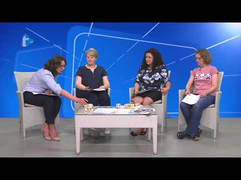 Intervju tjedna  Gabrijela Vine, Anita Malkoč Bišćan i Nataša Vojnović  6. 7. 2018.