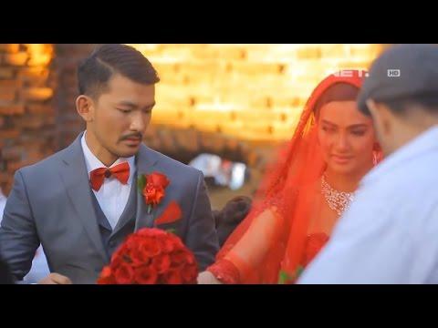 Exclusive #TheWedding Atiqah Hasiholan and Rio Dewanto Eps. 3 part 1
