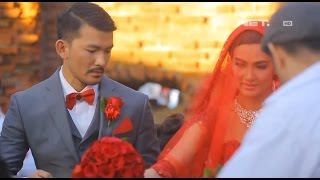 Exclusive #TheWedding Atiqah Hasiholan and Rio Dewanto Eps. 3 part 1
