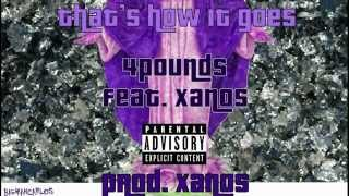 4 Pounds feat. Xanos - That